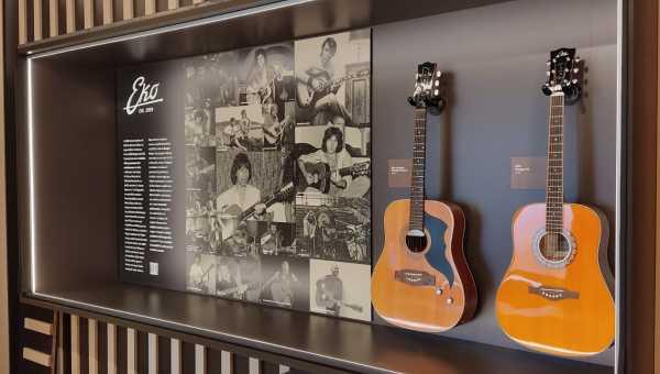 Alla scoperta del nuovissimo Museo della Musica di Recanati