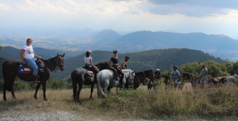 A cavallo nelle terre di Giacomo Leopardi: percorso della Poesia