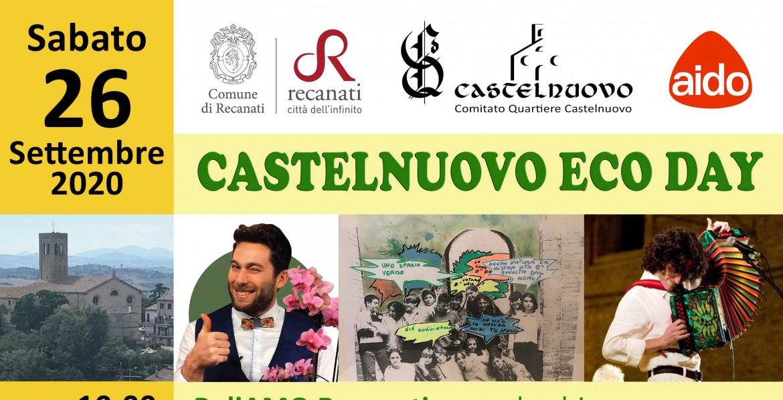 CASTELNUOVO ECO DAY - SABATO 26 SETTEMBRE